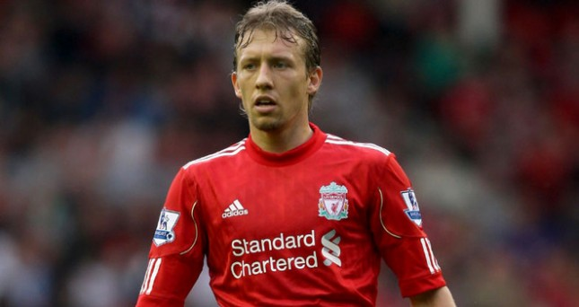 Lucas Leiva to be used as Scout