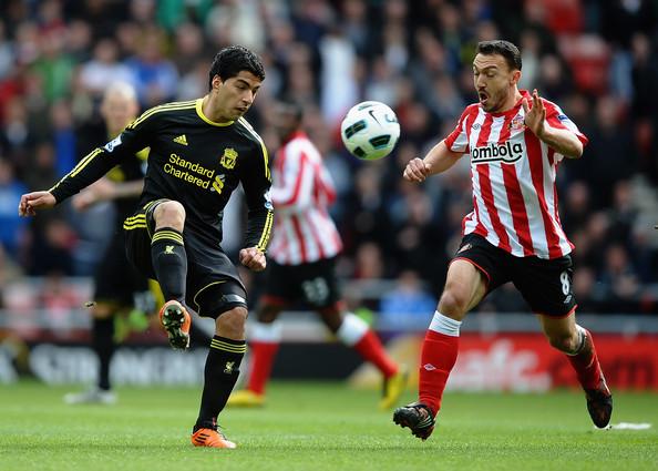 Liverpool v Sunderland 15/9/12